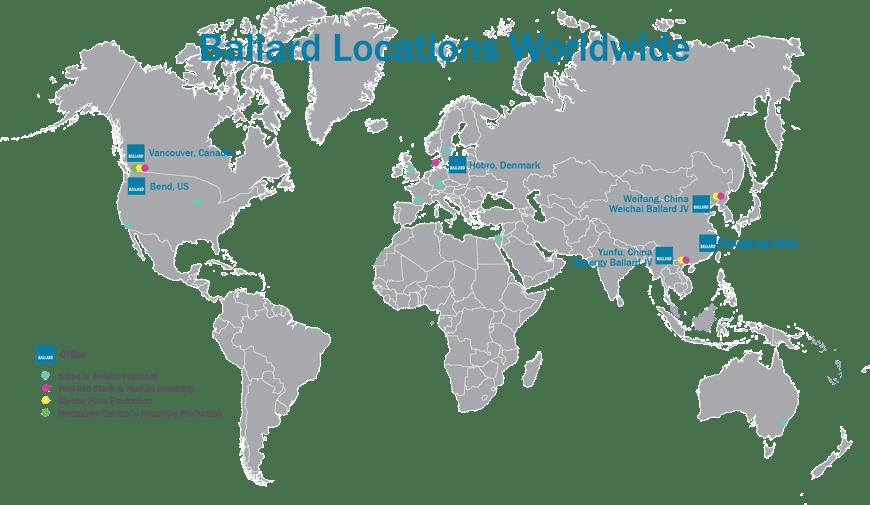 Ballard Locations Map