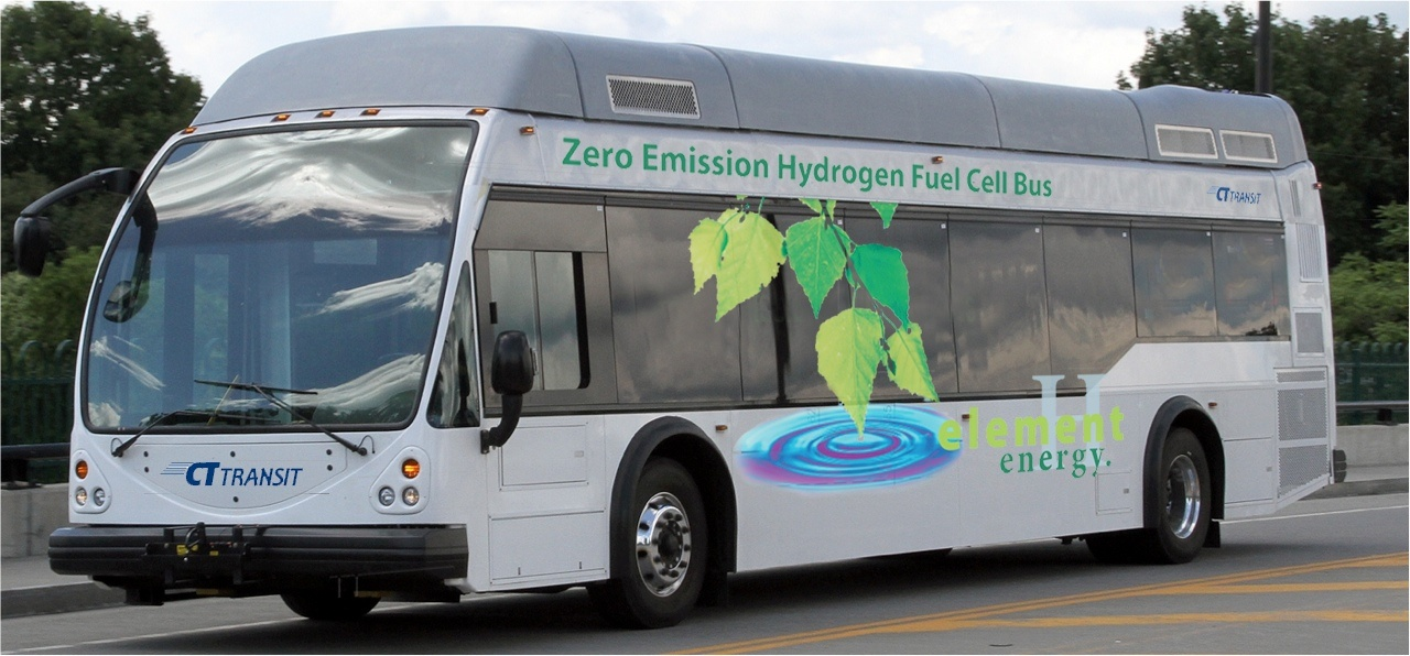 Element Energy International Fuel Cell Bus Collaborative