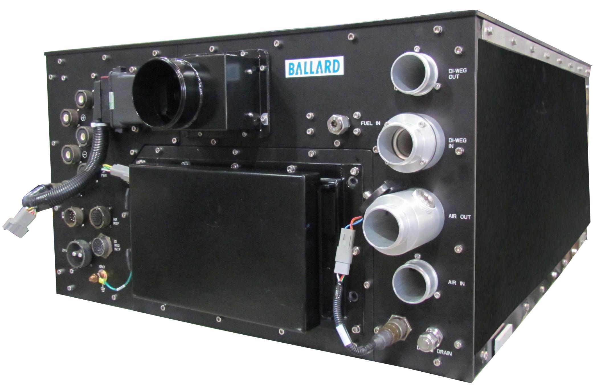 Ballard fuel cell FCvelocity® module