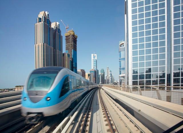 High-Tech Hydrogen Trains Are Revolutionizing Mass Transit