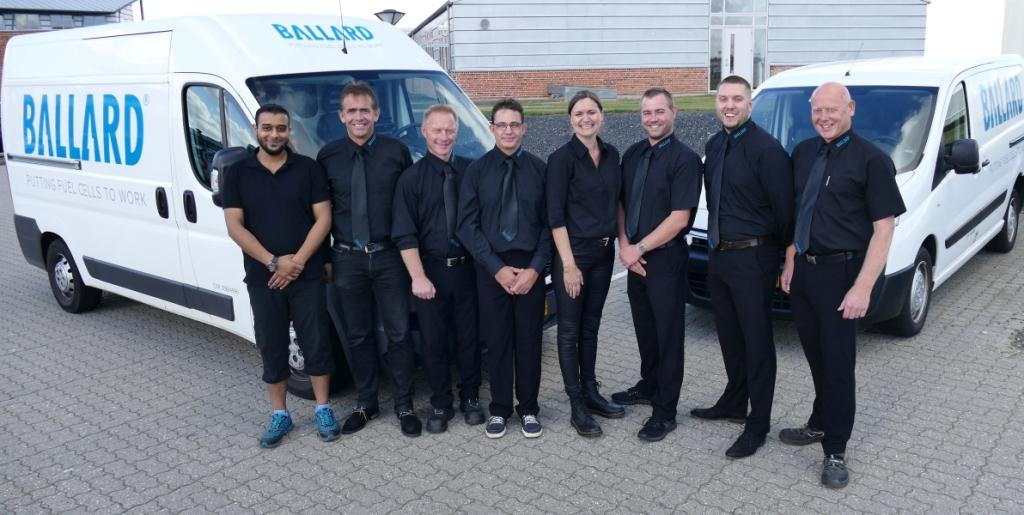 ballard-europe-service-team