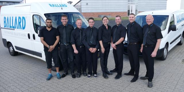 ballard-europe-team