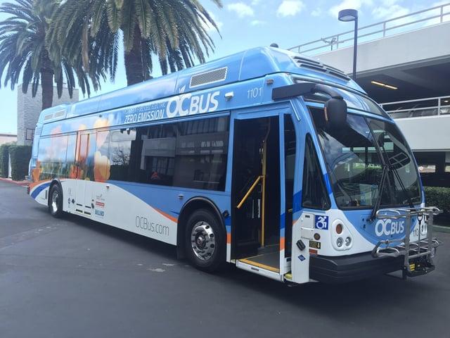 california clean transit regulations