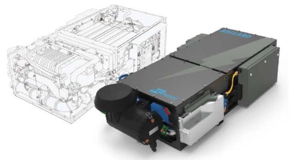 Ballard-FCMove-fuel-cell-module