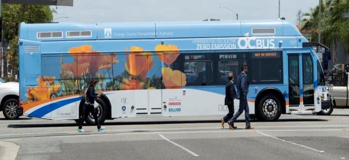 OTCA-bus