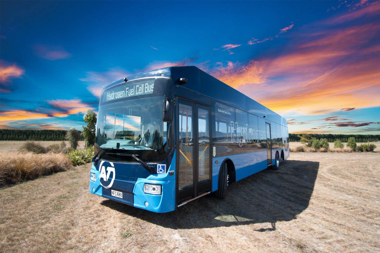 Hydrogen Bus 1