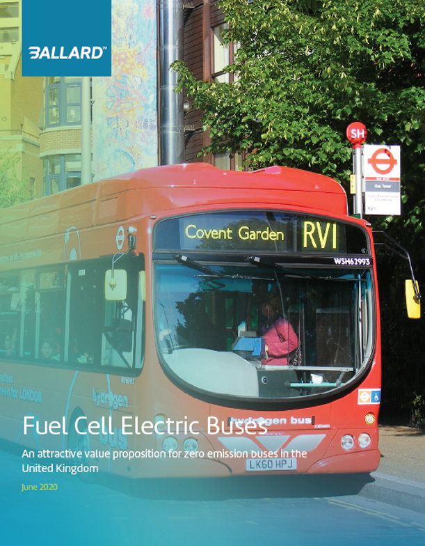 Fuel Cell Whitepaper - Value Proposition for Zero Emission Buses