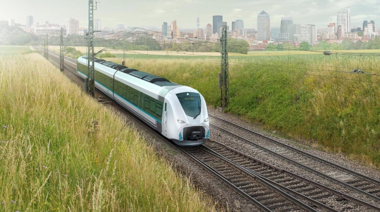 hydrogen-train-technology