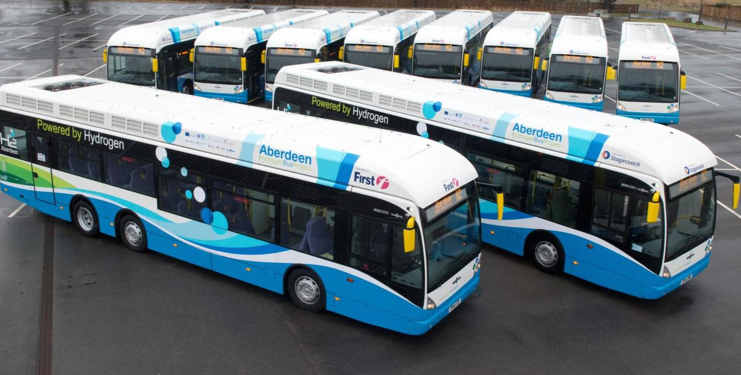 Europe Needs More Fuel Cell Buses - Here's How to Get Them